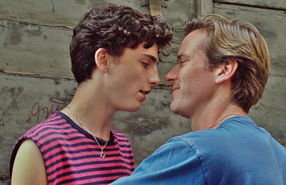 Película 'Call me by your name'