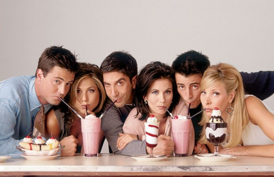 portada temporada friends