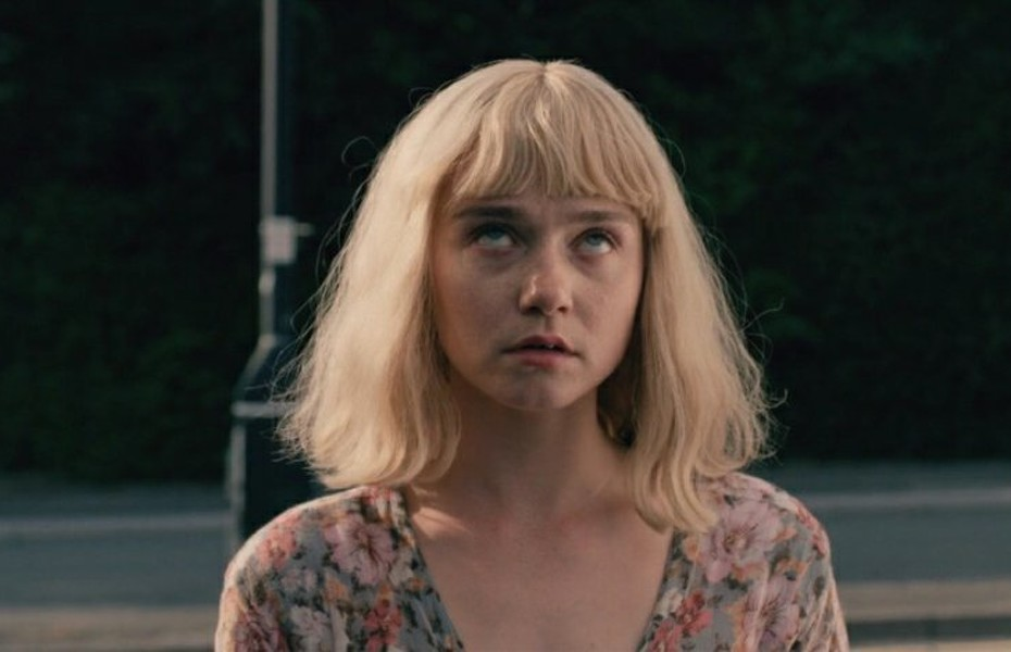 Fragmento de la serie 'The end of the f***ing world'